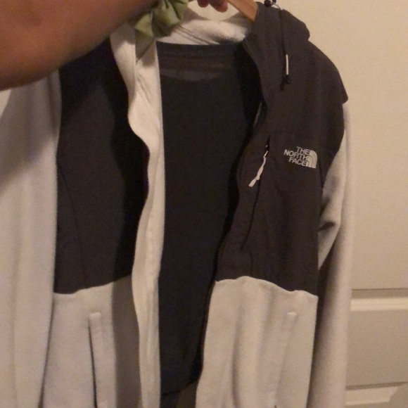 The North Face Jackets & Blazers - large north face jacket white